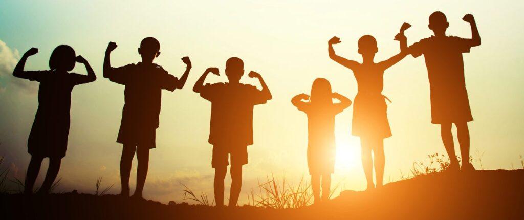 عزت نفس در کودکان